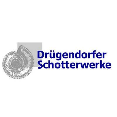 Drügendorfer Schotterwerke Logo